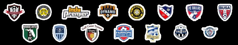 soccer club logos