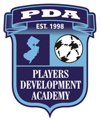 Player Development Academy Soccer Club logo