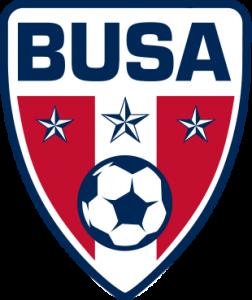 BUSA soccer logo