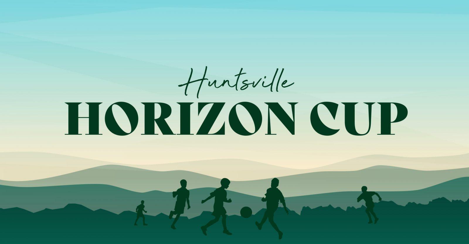 Huntsville Horizon Cup logo illustration