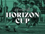 Huntsville Horizon Cup soccer tournament logo