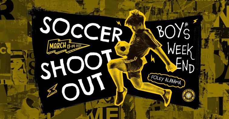 Soccer Shootout Boys Weekend