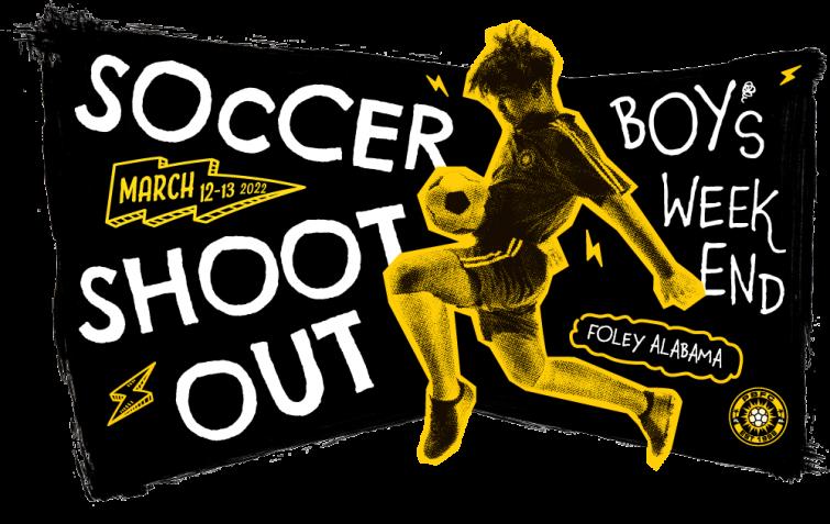 Soccer Shootout Boys Weekend 2022