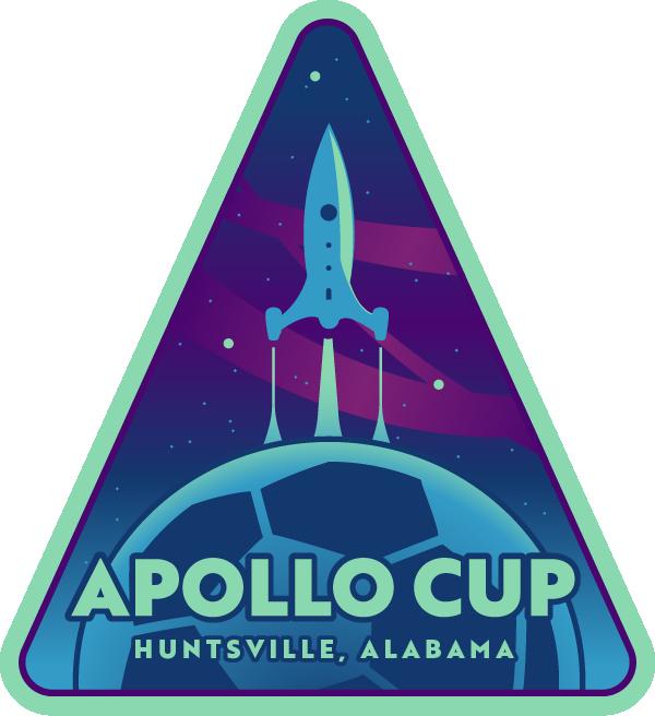 Apollo Cup soccer tournament logo