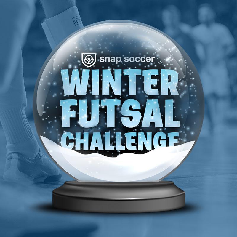Snap Soccer Winter Futsal Challenge logo