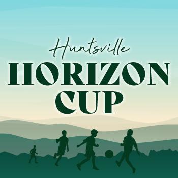 Huntsville Horizon Cup soccer tournament logo