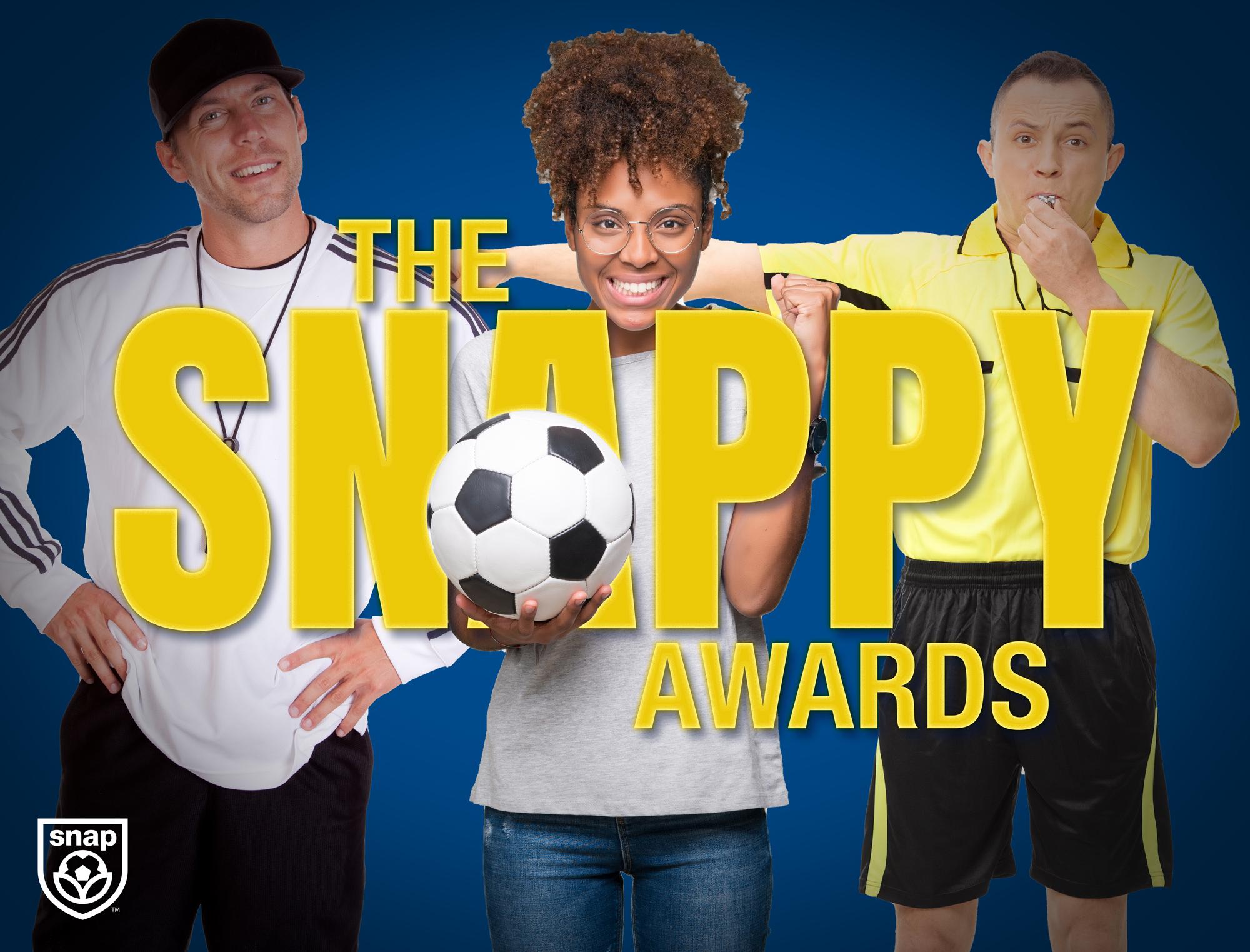 Snap Soccer Snappy Awards