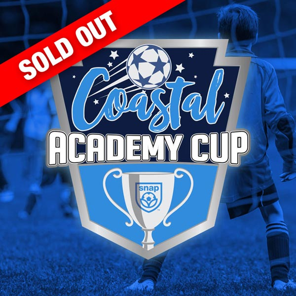 Sold Out - Coastal Academy Cup