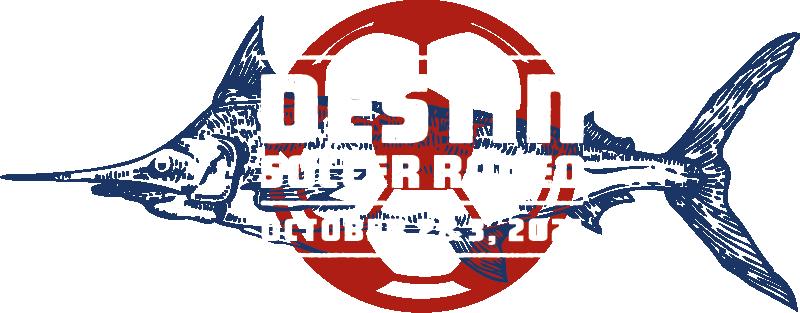 Destin Soccer Rodeo logo 2021