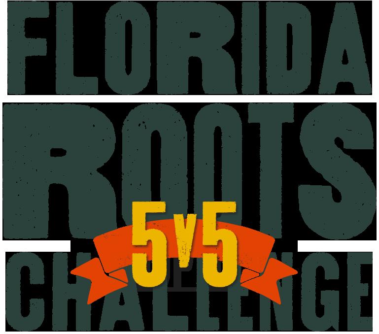 Florida Roots 5v5 Challenge logo