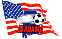 Alabama Soccer Referee Association logo