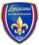 Louisiana Soccer Referee Association logo